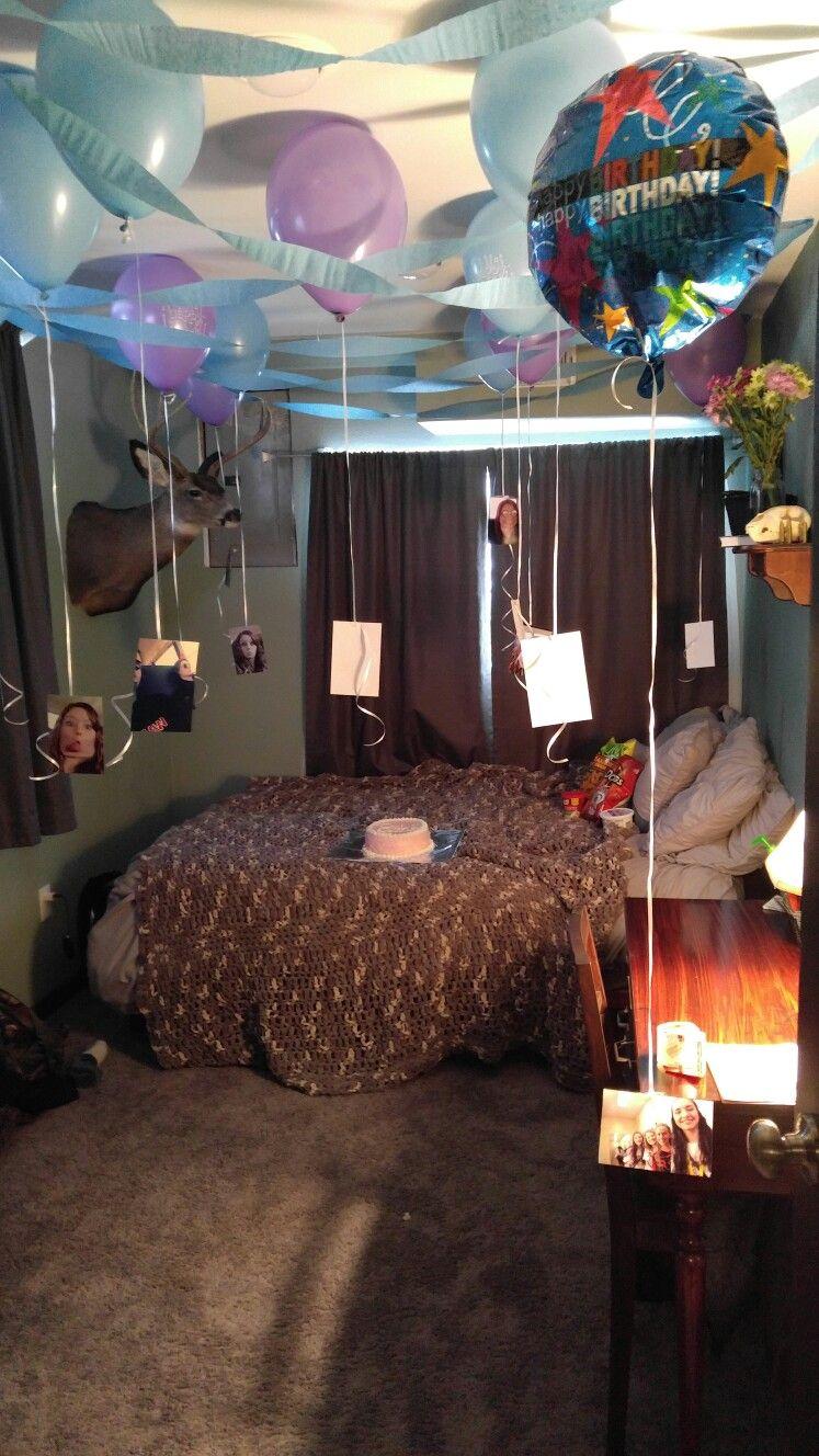 Best friend birthday surprise Diy Pinterest Friend birthday
