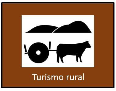 As placas de sinalização em roteiros de ecoturismo