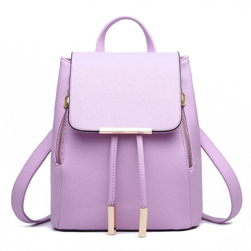 e92f24332f9 TMYOY 2016 Arrive Brand Backpack Women PU Leather Backpacks School Teenage  Girls Bag Women Mochila Multi Colors Available VK017
