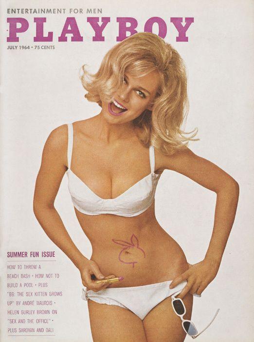 Resultado de imagen para 1960 Playboy cover bikini vintage