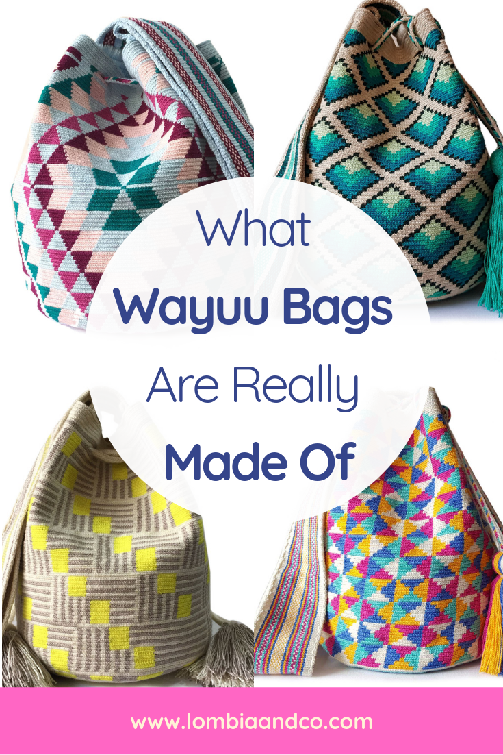 A Little History On The Materials Used To Make Wayuu