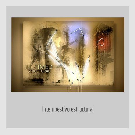 INTEMPESTIVO ESTRUCTURAL. YENY CASANUEVA Y ALEJANDRO GONZÁLEZ. PROYECTO PROCESUAL ART.