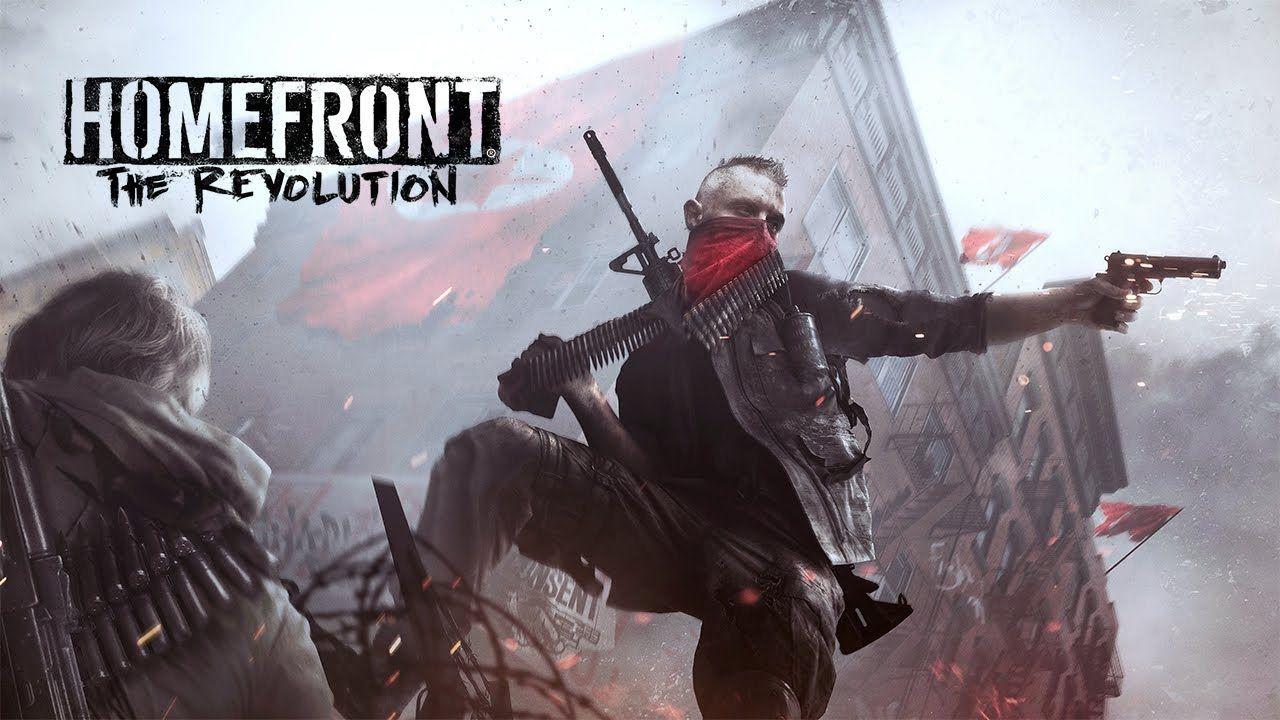 Homefront The Revolution Announcement Trailer [US