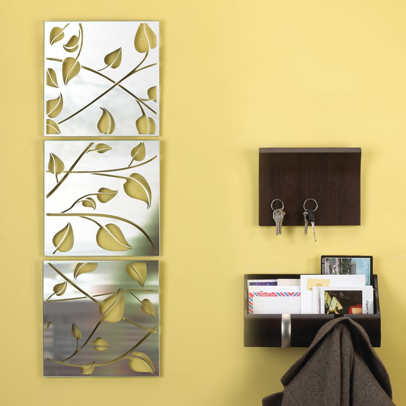 Magnificent Wall Art With Mirrors Ornament - Wall Art Design ...