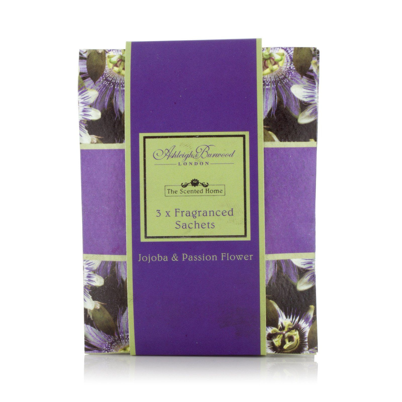The Scented Home Jojoba And Passionflower Scented Sachet Scented Sachets Passion Flower Jojoba