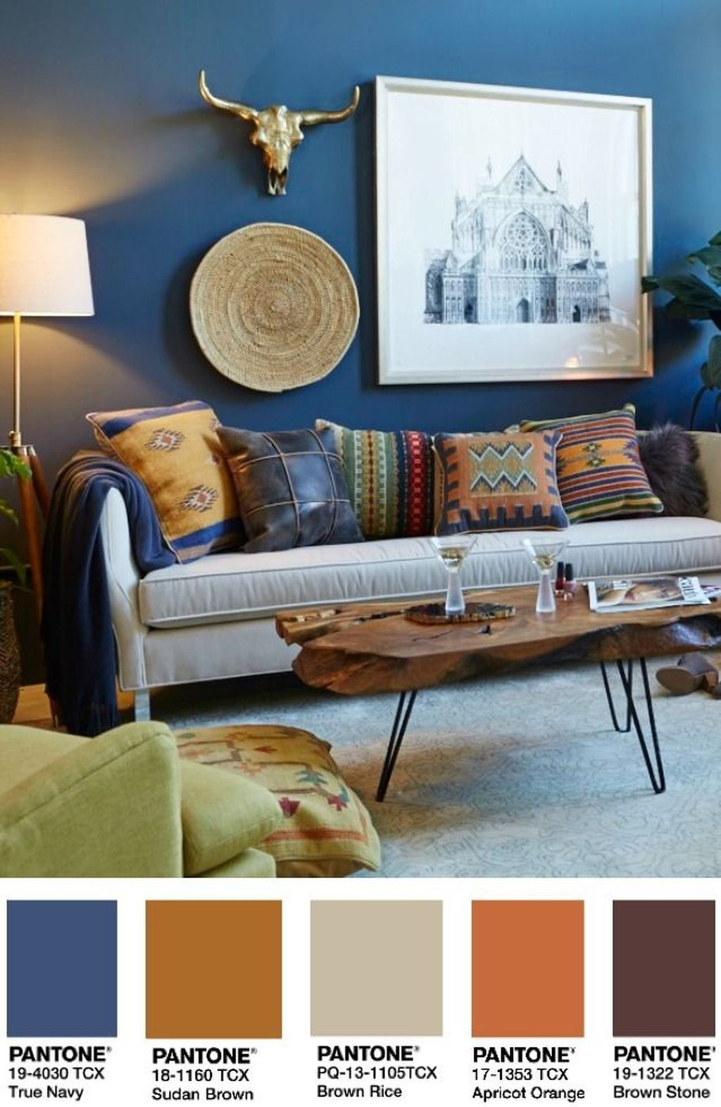 20 Brilliant Decorating Ideas For Living Rooms With Accent