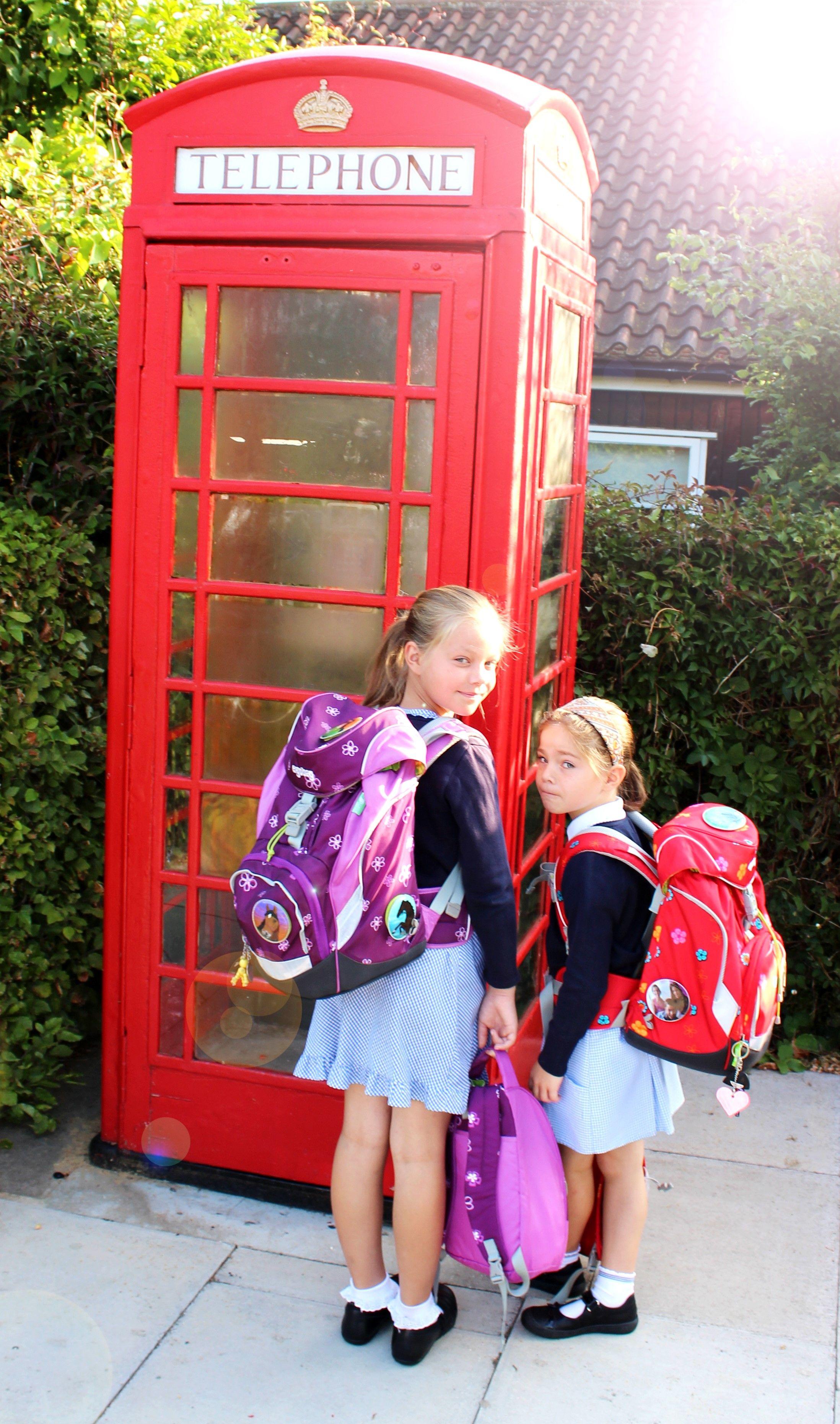 London is calling! Unser ergobag passt nicht nur super zur ...