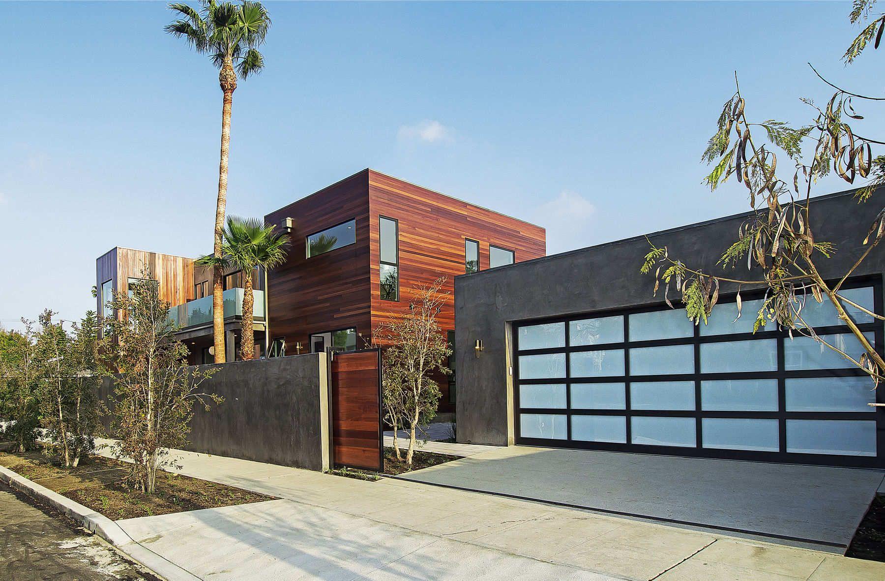 Außergewöhnliche Mid Century Homes Zeitgenössische Architektur Bau ...