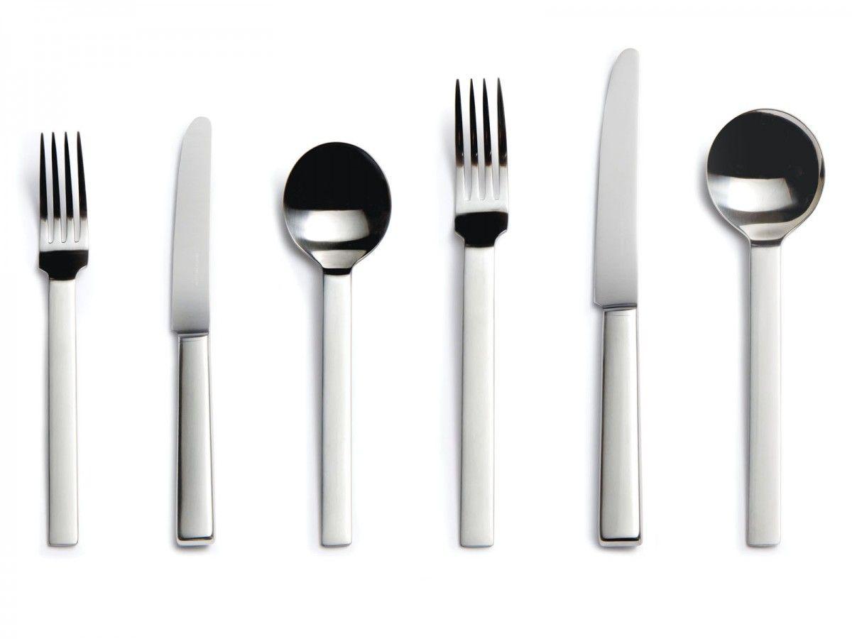 Odeon Six-piece Cutlery Place Setting - David Mellor Design