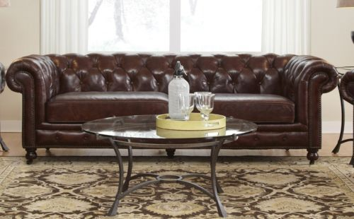 Best 70 L Comfortable Loveseat Tufted Elegant Chesterfield 400 x 300