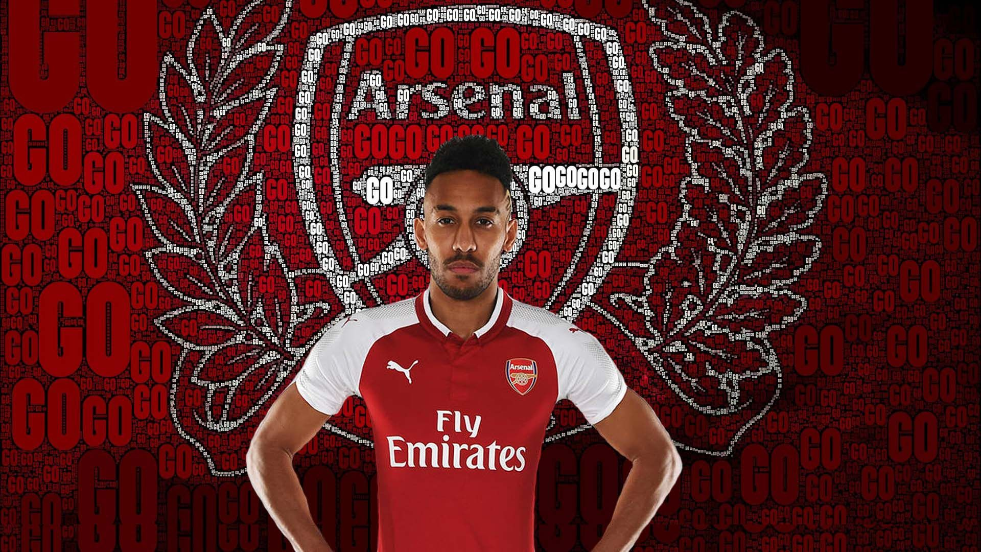 Aubameyang Arsenal Wallpaper HD