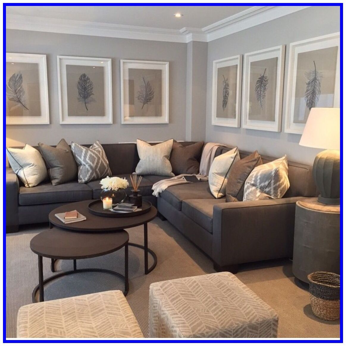 37 Reference Of Living Room Decorating Ideas Brown Carpet Living Room Grey Farm House Living Room Grey And Brown Living Room