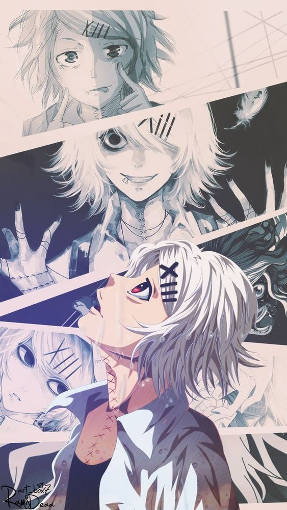 Photo of Sei Tu {Juuzou x Reader}