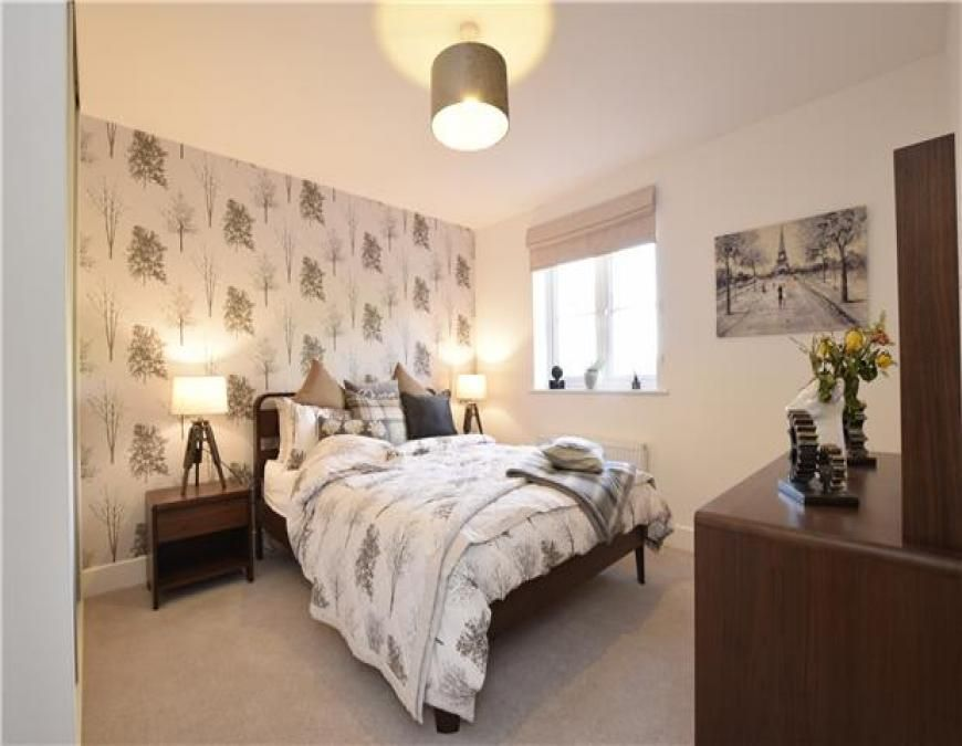 Would You Have A Feature Wall In Your Bedroom Beautiful Bedrooms Home Decor Bedroom