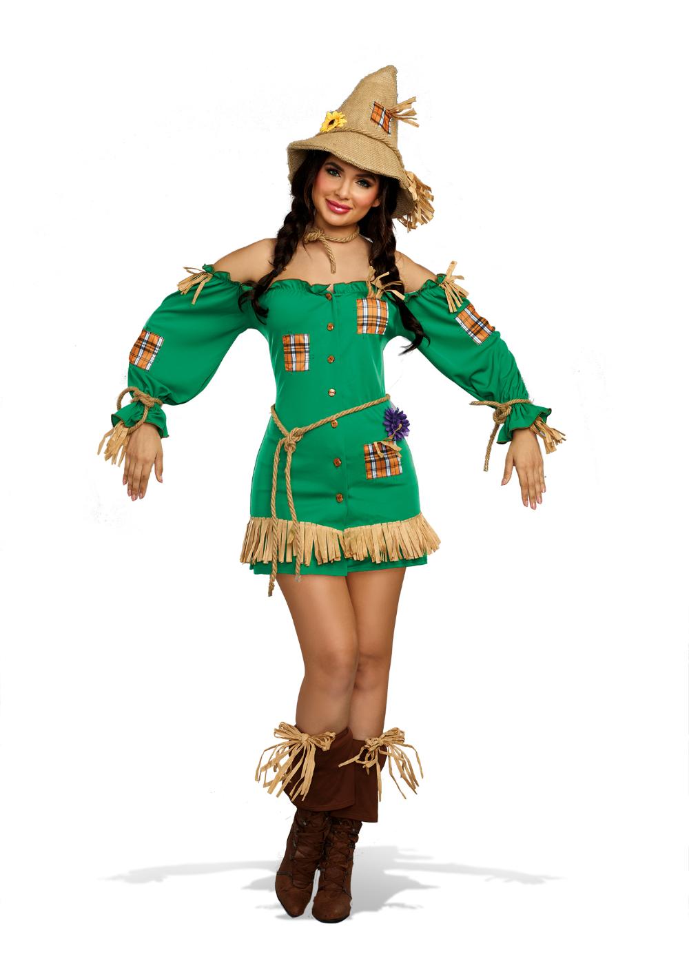 Scarecrow Women's Costume in 2020 Scarecrow costume