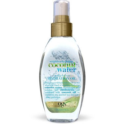 OGX Weightless Hydration Coconut Water Hydrating Oil