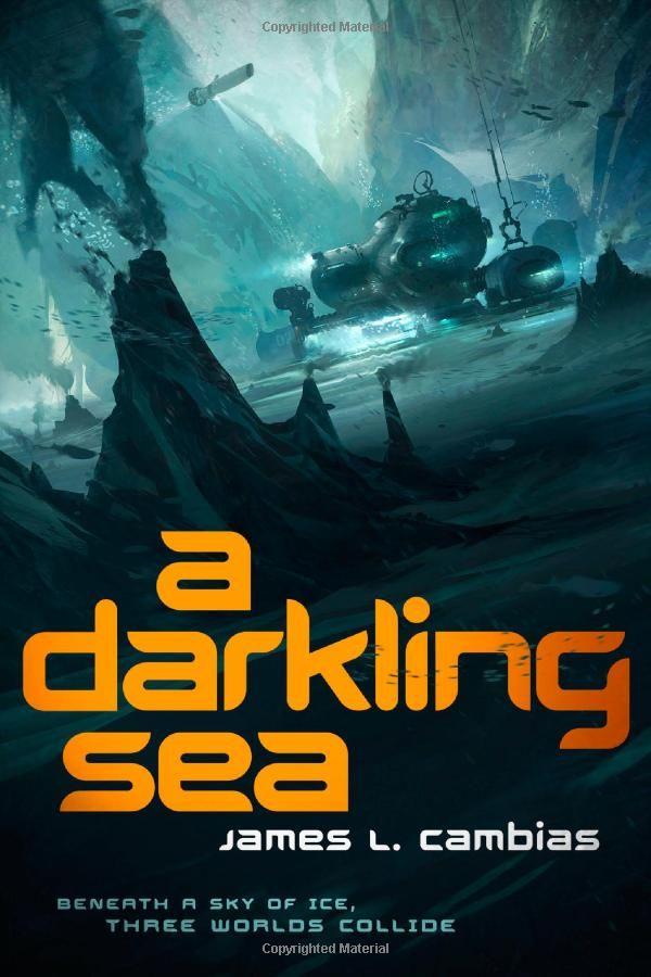 Sci fi horror books