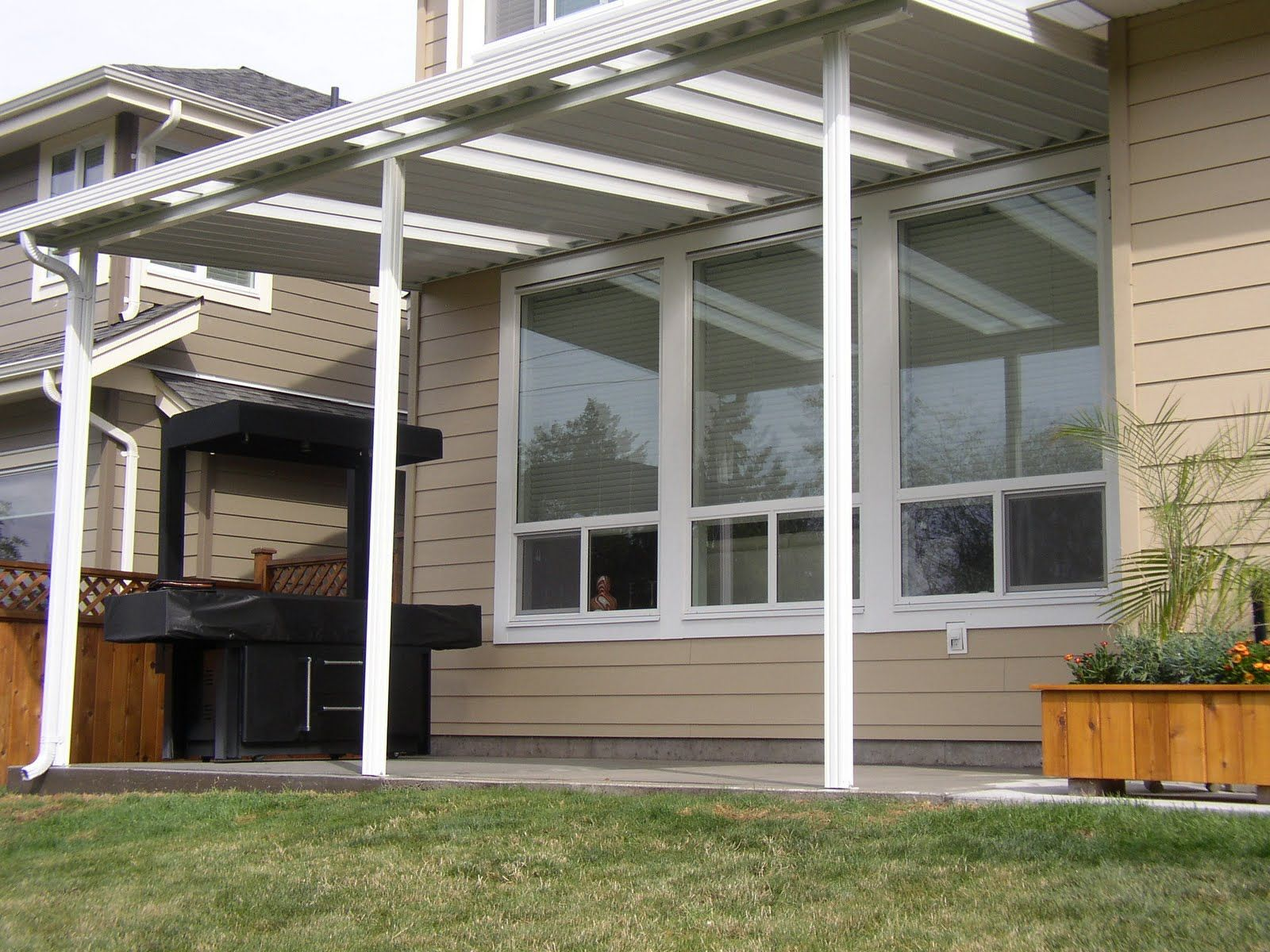 Great Installing Deck Awnings With Diy Retractable Awning For Homemade Outdoor The Best Relaxation Place