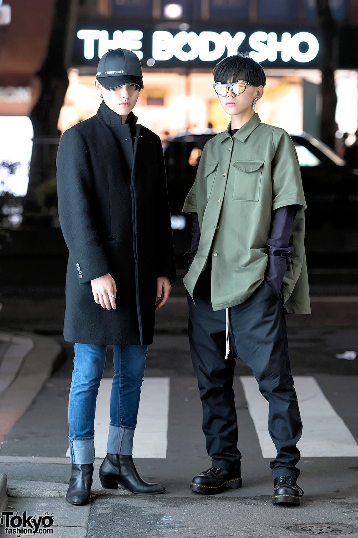 a4dce9fb213 Harajuku Guys Street Styles w  Yang Li
