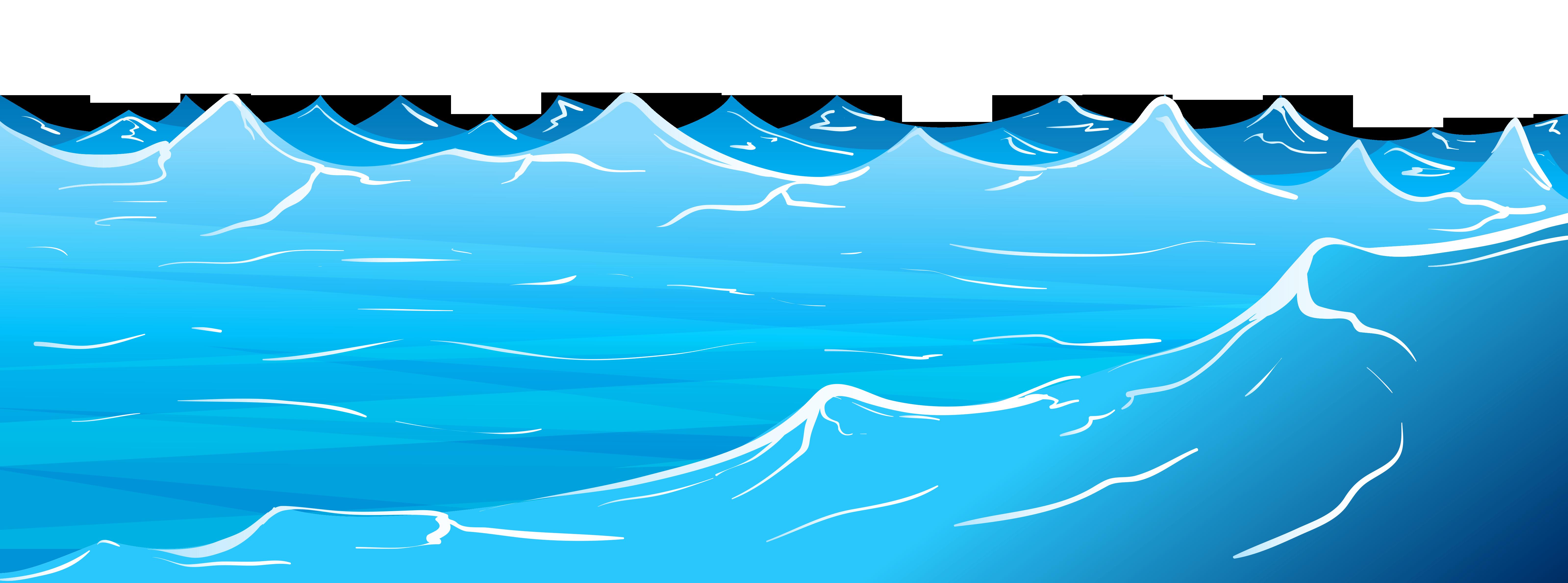 in ocean water earth