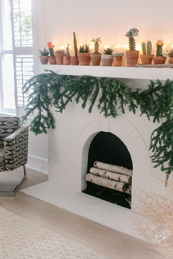 Photo of Modern Holiday Fireplace Decor Ideas and Inspiration – An Unblurred Lady