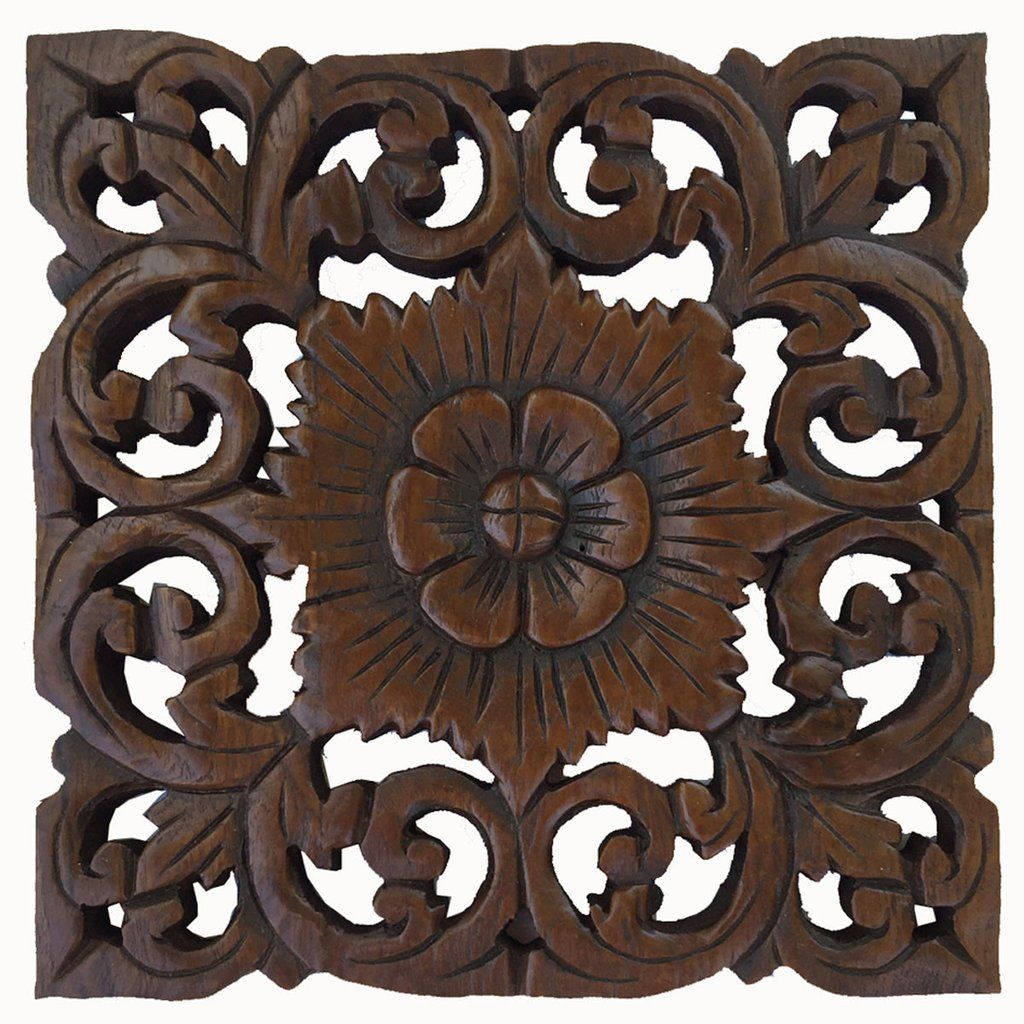 Carved Wood Wall Art Decor Extraordinary Wood Carved Wall Plaquerustic Wood Wall Decorhand Carved Wall Design Ideas