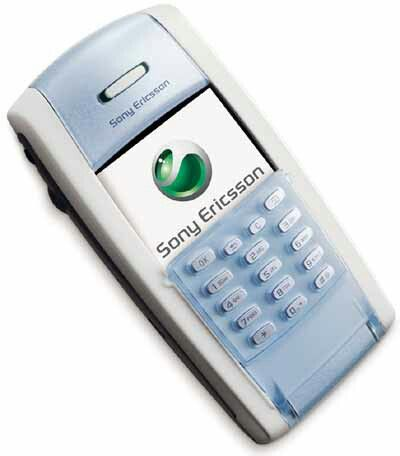 Sony Ericsson P800 my first touch screen phone way back in ...