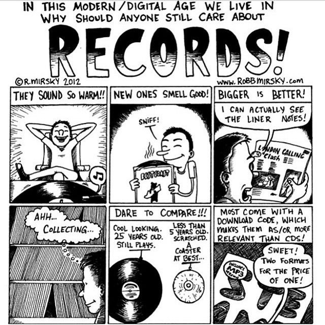 Why Should Anyone Still Care About Records Vinyl Music Vinyl Records Vinyl Junkies