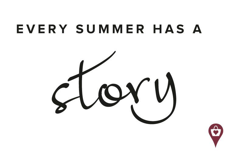 Every Summer Has A Story | The Summer Issue | Travelshopa