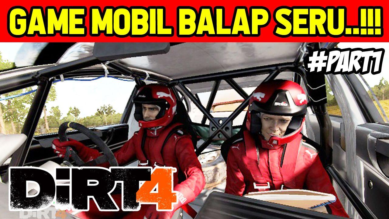 Game Mobil Balap Dirt 4 Rally Gameplay Offline Pc Indonesia Dirt4 Dirtrally Gameplay Mobil Balap