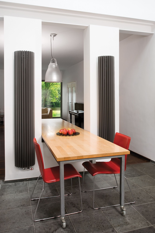 Designer Living Room Radiators: Iguana Circo Wall #KitchenPerfect
