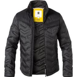Photo of G-star men's down jacket, microfiber water-repellent, black G-Star