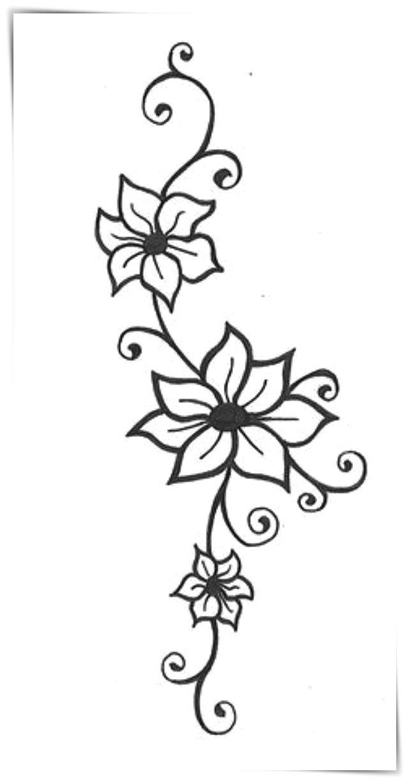 276 Dibujos De Flores Para Colorear Hermosos Disenos Para Darles