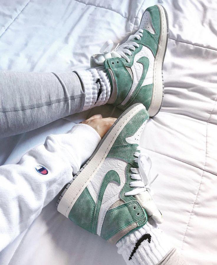 Nike. Just Do It #airjordan1outfitwomen