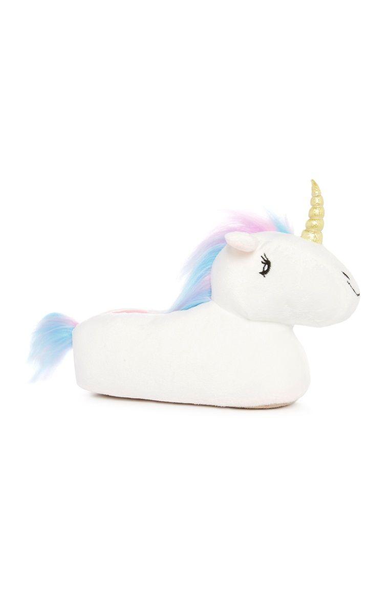 6bf498cd68f Primark - Unicorn Slippers