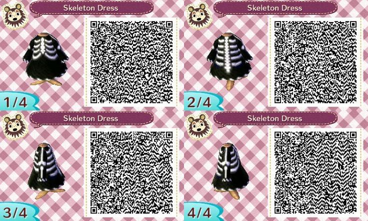 QR codes - (page 9) - Animal Crossing new leaf ✩