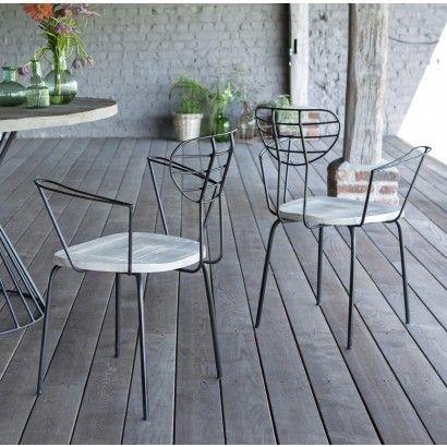 Quelle table et chaise de jardin choisir pour réunir sa tribu ...