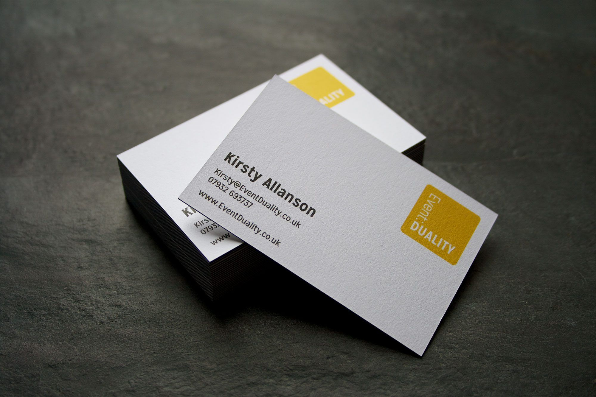 Business Cards Mockup Free Download