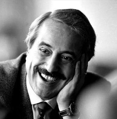 "Giovanni Falcone 05/18/1939 - 05/22/1992   Magistrate and beloved man of principles. Murdered with his wife and escort by the hand of mafia.  ""Those who are afraid, die every day, those who aren't will die once."" (cit)    We will never forget."