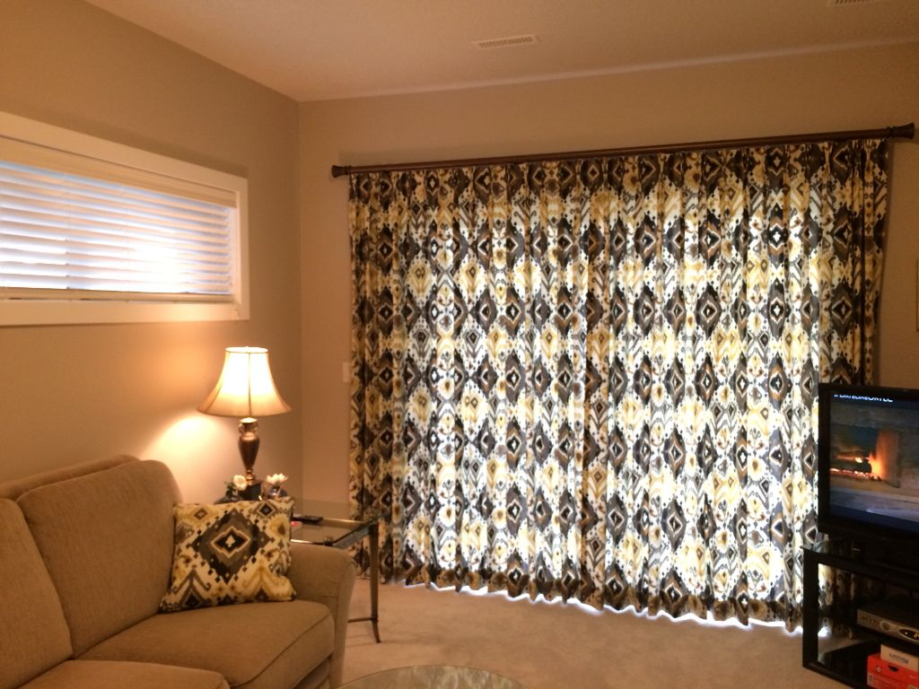 Popular window coverings  custom made drapery and toss cushions by sheilaus window toppers