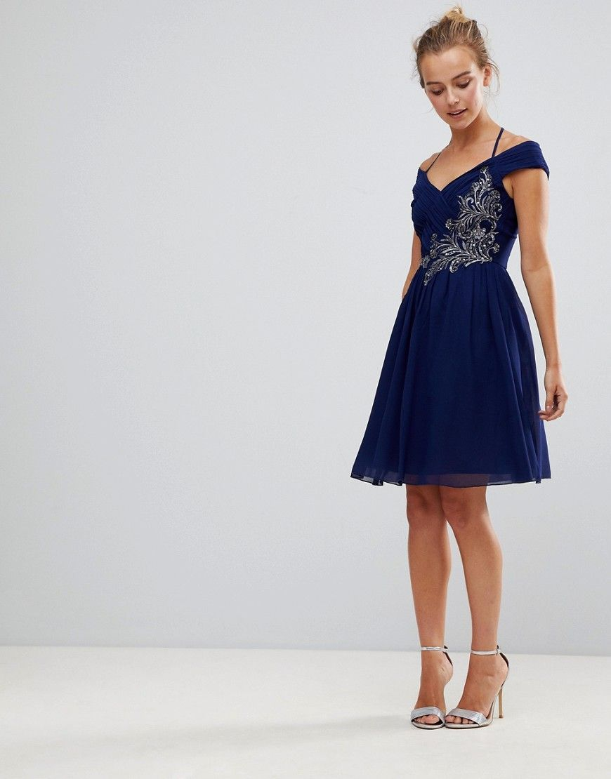 Little mistress prom dress with embellished detail products