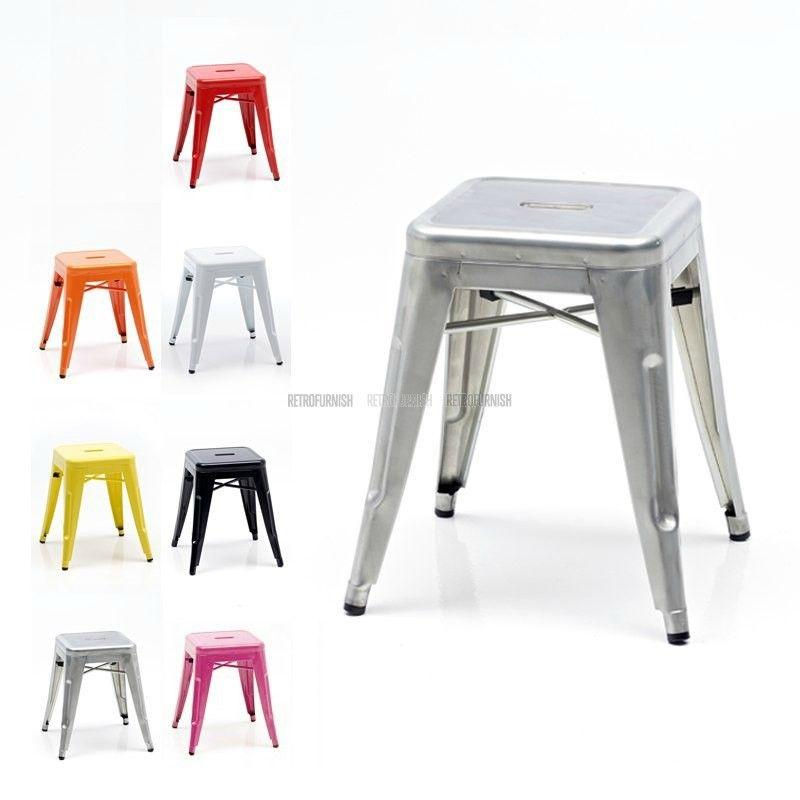 Retro Café Mini Bar Stool