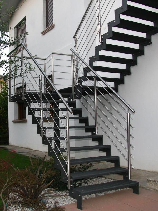 Best 10 Creative Ideas For Outdoor Stairs Exterior Stairs 400 x 300