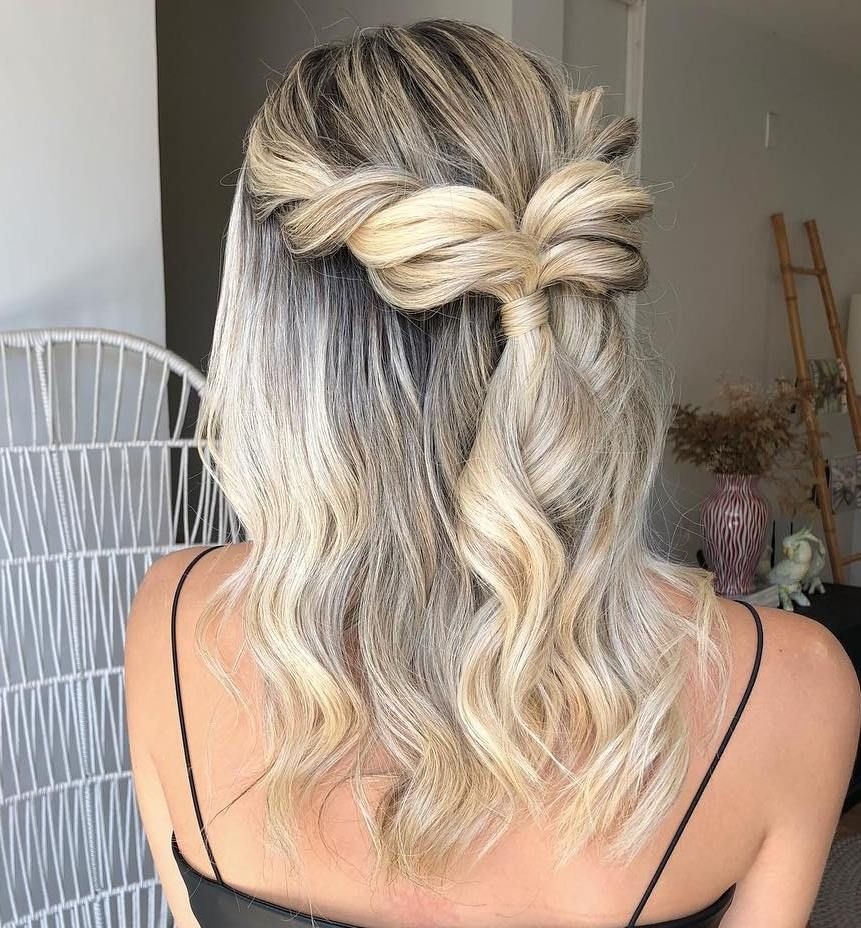 20 Bombastic Medium Length Hairstyles for Thin Hair to Sport in ...