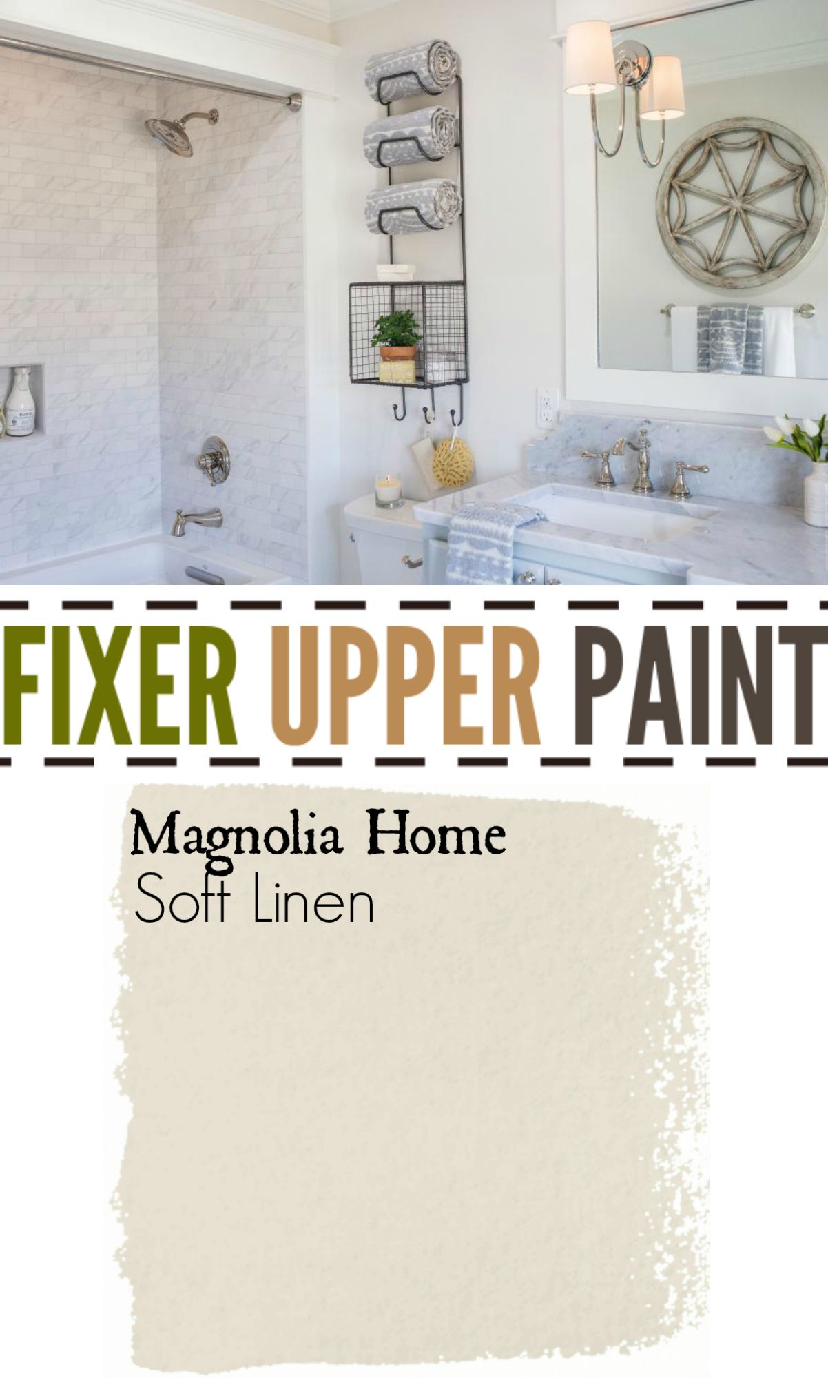 Fixer Upper Season Four Paint Colors