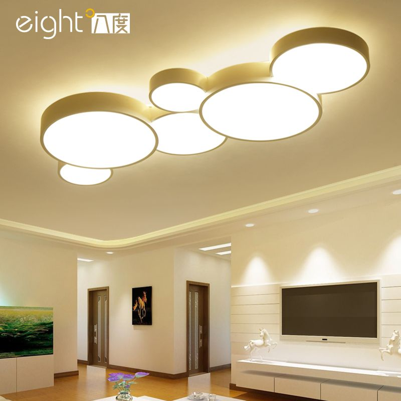 Cheap Room Ceiling Lights Buy Quality Bedroom Ceiling Light Directly From China Led Ceiling Lights Living Room Ceiling Lamps Living Room Low Ceiling Lighting