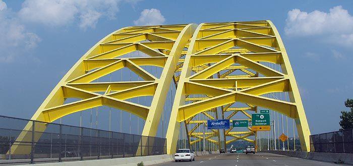 big mac bridge newport ky cincinnati ohio pinterest big