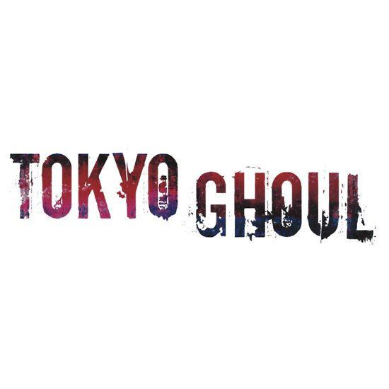 Anime: TOKYO GHOUL - logo