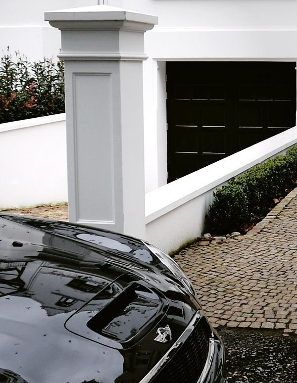 Gate Pillar Option Add Used Brick Cap Gate Pillars And