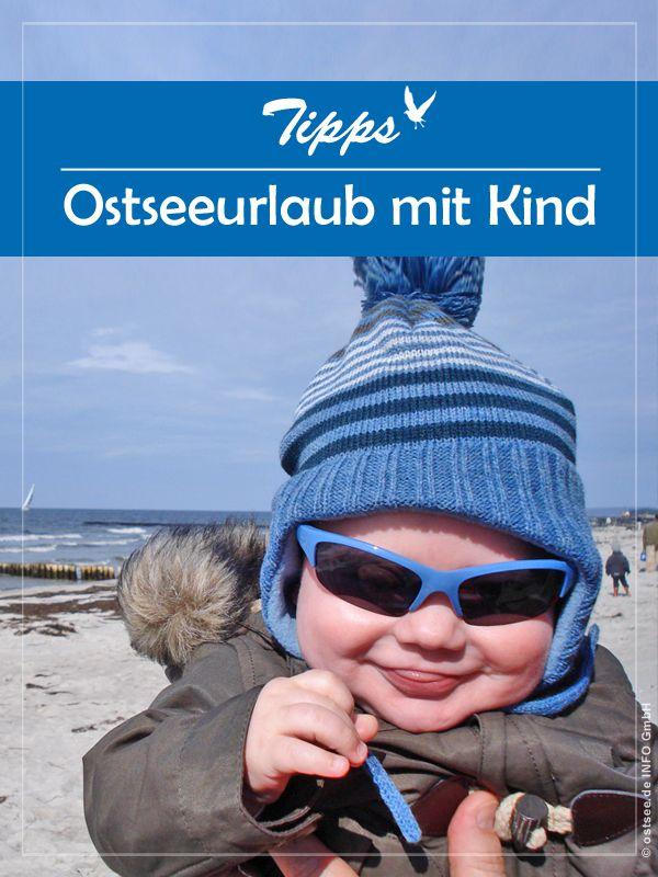 Tipps für einen Familienurlaub an der Ostsee. Die